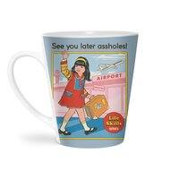 See You Later - latte-mug - small view