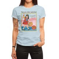 See You Later - womens-regular-tee - small view