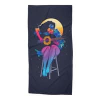 Alegria, alegria...  - beach-towel - small view