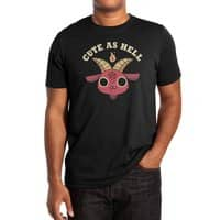 Cute As Hell - mens-extra-soft-tee - small view