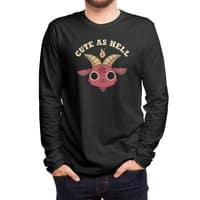 Cute As Hell - mens-long-sleeve-tee - small view