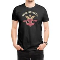Cute As Hell - mens-regular-tee - small view