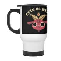 Cute As Hell - travel-mug-with-handle - small view