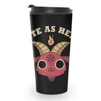 Cute As Hell - travel-mug - small view