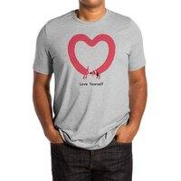 Love Yourself - mens-extra-soft-tee - small view