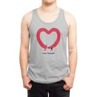 Love Yourself - mens-jersey-tank - small view