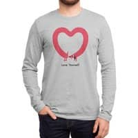 Love Yourself - mens-long-sleeve-tee - small view
