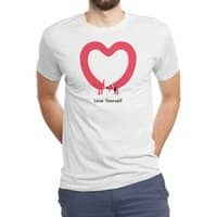 Love Yourself - mens-triblend-tee - small view