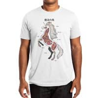 Unicorn Anatomy - mens-extra-soft-tee - small view