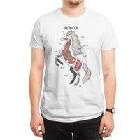 Unicorn Anatomy - mens-regular-tee - small view