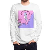 Strange Planet: Moderately Unsafe - mens-long-sleeve-tee - small view