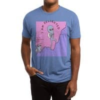 Strange Planet: Moderately Unsafe - mens-triblend-tee - small view