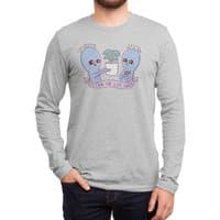 Strange Planet: Sustain the Life Force - mens-long-sleeve-tee - small view