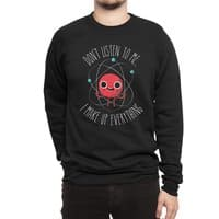 Never Trust An Atom - crew-sweatshirt - small view