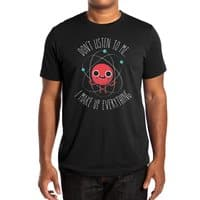Never Trust An Atom - mens-extra-soft-tee - small view