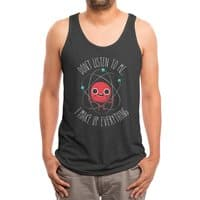 Never Trust An Atom - mens-triblend-tank - small view