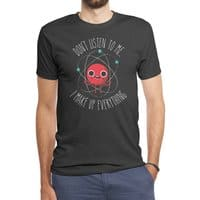 Never Trust An Atom - mens-triblend-tee - small view