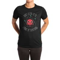 Never Trust An Atom - womens-extra-soft-tee - small view