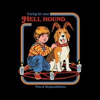 Caring for Your Hell Hound - small view