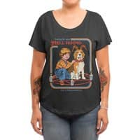 Caring for Your Hell Hound - womens-dolman - small view