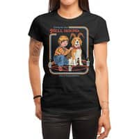 Caring for Your Hell Hound - womens-regular-tee - small view