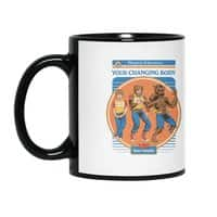 Your Changing Body - black-mug - small view