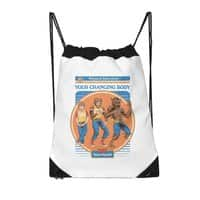 Your Changing Body - drawstring-bag - small view
