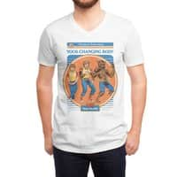 Your Changing Body - vneck - small view