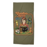 Voodoo Rituals for Beginners - beach-towel - small view