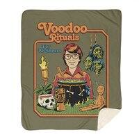 Voodoo Rituals for Beginners - blanket - small view