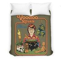 Voodoo Rituals for Beginners - duvet-cover - small view