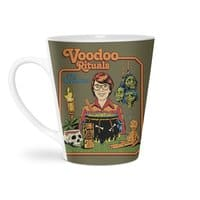 Voodoo Rituals for Beginners - latte-mug - small view