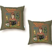 Voodoo Rituals for Beginners - throw-pillow - small view