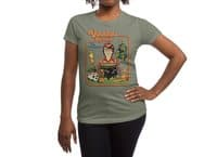 Voodoo Rituals for Beginners - womens-regular-tee - small view