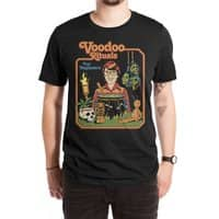 Voodoo Rituals for Beginners (Black Variant) - mens-extra-soft-tee - small view