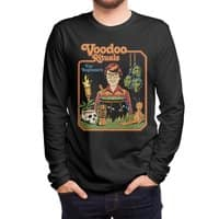 Voodoo Rituals for Beginners (Black Variant) - mens-long-sleeve-tee - small view
