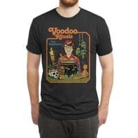 Voodoo Rituals for Beginners (Black Variant) - mens-triblend-tee - small view
