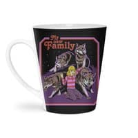 My New Family - latte-mug - small view