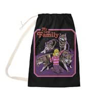 My New Family - laundry-bag - small view