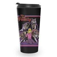 My New Family - travel-mug - small view