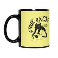 Watch Your Back - black-mug - small view