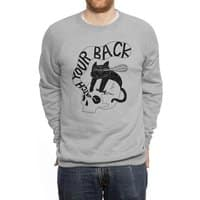 Watch Your Back - crew-sweatshirt - small view