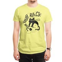 Watch Your Back - mens-regular-tee - small view