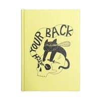 Watch Your Back - notebook - small view