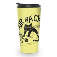 Watch Your Back - travel-mug - small view