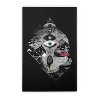 Old Gods, New Demons - vertical-stretched-canvas - small view