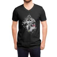 Old Gods, New Demons - vneck - small view