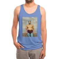 Get That Corn Outta My Face - mens-triblend-tank - small view