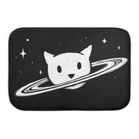 Saturn the Cat - bath-mat - small view
