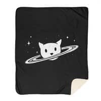 Saturn the Cat - blanket - small view